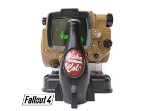 Fallout 4 Nuka Cola Bottle