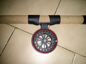 V2 Fishing rod REEL - MOULINET Version2