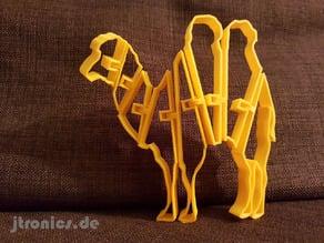 Flexi Articulated Camel
