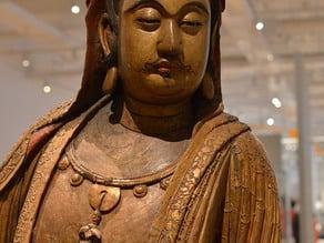 Gold Bodhisattva