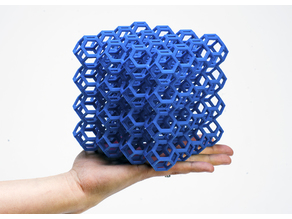 ProFab Lattice Cube
