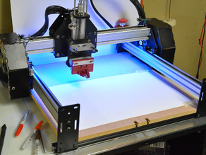 ShapeOko 2 End Wire Enclosure and Gshield Mount