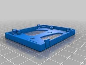 Arduino Uno holder for Arduino car