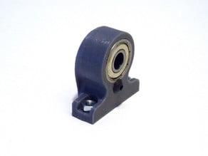 Bearing holder 608 ZZ (d8 x D22 x h7)