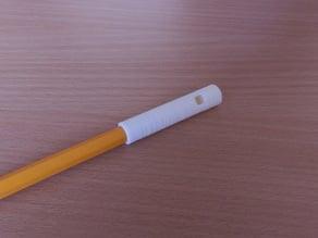 Whistle, ruler, screw-pencase
