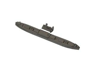 WW2 Cargo Ship 1/300
