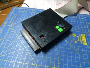 Case for +D Disc Interface for ZX Spectrum ( Clone by Pachuquin)