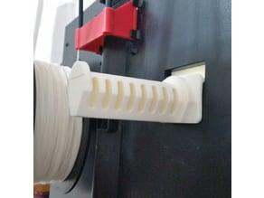 Flash Forge Creator Pro Filament Guide 2016 Hex Bottom