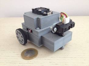 Arduino mini autonomous DIY robot