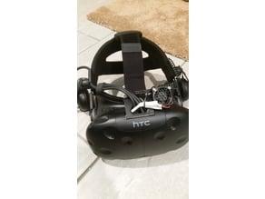 Vive fan mount -- 30mm version -- Fast print