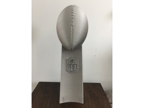 Fantasy Football League Trophy