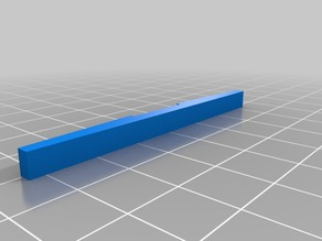 Roller Wedge for a Spaceslide wardrobe door
