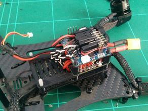 Zippa 250 ESC Tray