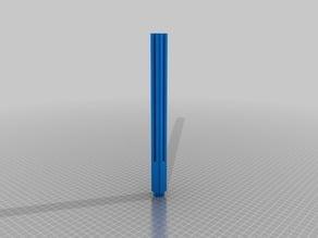 Coluna Simples - 4 Encaixes