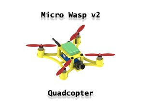 Micro Wasp v2 103mm Quadcopter