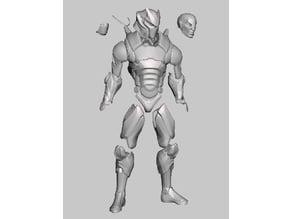Omega Fortnite Armour