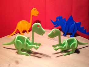 Dino project - step 3