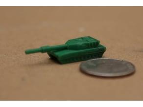 M1 Abrams Future Micro Tank