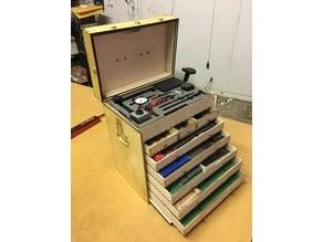 Laser Cut Machinist's Toolbox