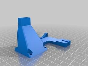 Ducto de ventilación de Catnozzle v.2.3 para impresión con filamentos PLA y TPU
