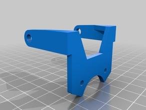 Tevo Tarantula dual print blower support bracket