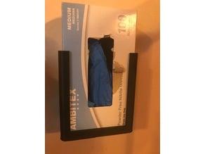 Nitrile Glove Box Wall Hanger
