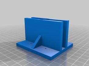 2x thickness foam board motor mount