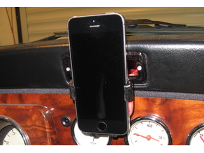 iPhone Holder for Mini Cooper vehicles