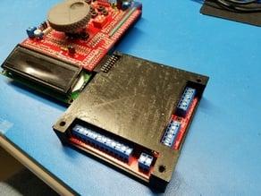 AMC1280USB Snug Case and Encoder Knob