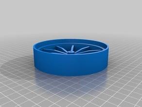 My Customized Customisable Robot / RC Car wheel