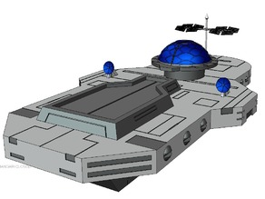 Captain Future Moonbase