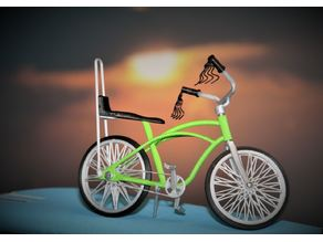 Bike Beach cruiser bicycle