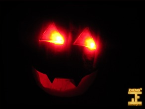 Hack-O-Lantern LED Diffuser