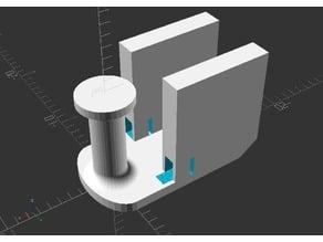 Venitian blinds repair elements - Pièces de réparation pour stores vénitiens