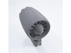 EDF Jet Turbine