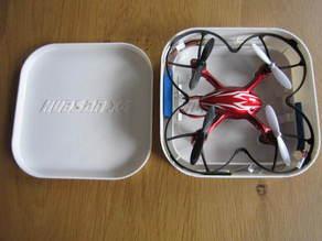 Hubsan X4 box