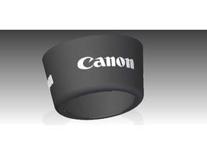 58mm canon dslr lens hood