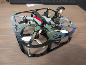 120mm Guarded Prop Quadcopter
