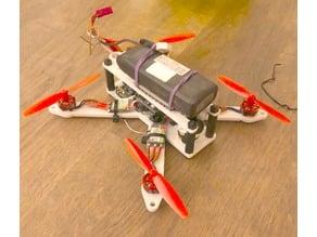 Micro Martian (The Mercurian) Quadcopter frame 120mm