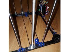 Tronxy X5 front lift belt tension ball bearing 8mm/22mm