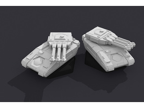 Battletech PPC Carrier (Schrek)