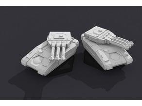 Battletech PPC Carrier (Schrek)