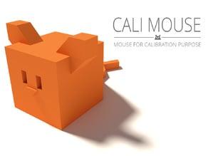 Cali Mouse - Calibration Mouse