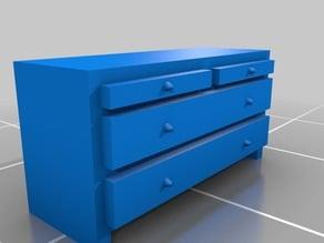 Short Dresser
