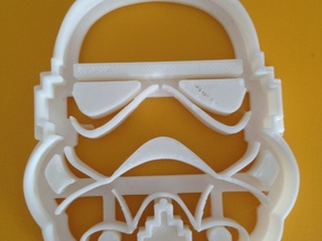 StormTrooper Cookie/Icing Cutter