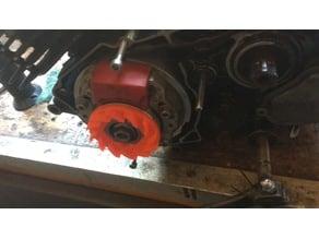 HPI ignition cooling fan