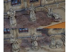 Scatter Terrain Statues