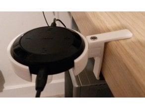 Headset controller mount