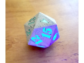 Dual Extrusion Large D20