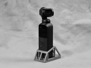 Osmo Pocket Stand and Tripod Mount